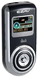 Ezav EMP 600 Baladeur numérique Mémoire Interne MP3 OLED
