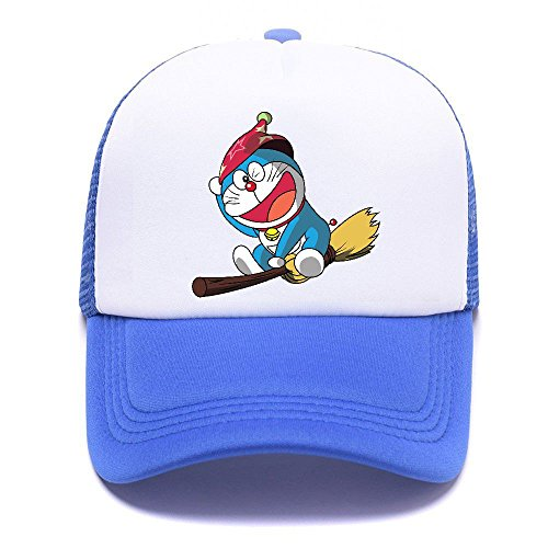 Domon Photos 251HMT Trucker Hat Baseball Caps Gorras de Béisbol for Men Women Boy Girl Blue