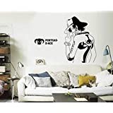 Anime ONE PIECE Flame Man Portgus D Ace Wall Sticker Monkey D Luffy Brother Ace Wallpaper Bedroom Living Room Wallpaper Boy R