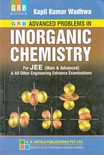Advanced Problems in Inorganic Chemistry (2018-2019)