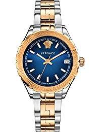Ladies Versace HELLENYIUM LADY & GMT Watch V12060017