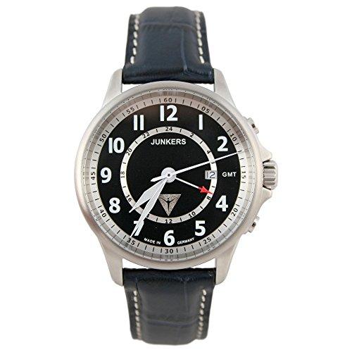 Junkers–Reloj de pulsera de cuarzo Edition Tante Ju 6848–4