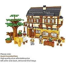 Ausini Farm House for Medieval Market Village Castle friends city creator #28002