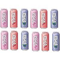 Dirtea Mix 12er 3 Sorten Blueberry / Candy Shop / Peach ( 12 x 500ml) inc. EINWEG Pfand