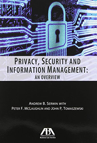 Privacy, Security and Information Management
