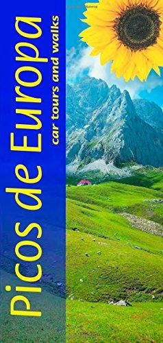 Picos de Europa: Car Tour and Walks (Landscapes) por Teresa Farino