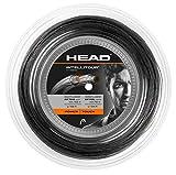 Head Intellitour Hybrid Tennissaite dunkelgrau 200m 1.25mm