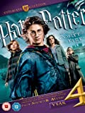 Harry Potter and the Goblet of Fire (Ultimate Edition) - Double Play (Blu-ray + DVD) [2011] [Region Free]