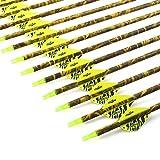 VERY100 Pfeile aus Carbon für Bogenschießen Pfeil und Bogen 31