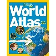 National Geographic Kids World Atlas (Atlas )