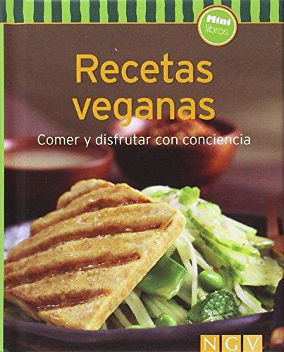 Recetas Veganas (Minilibros de cocina)