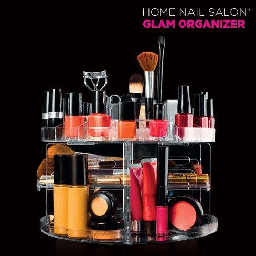 Organisateur boîte pour maquillage et salle de bain