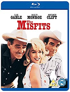 The Misfits [Blu-ray] [1961] (B00FYPHWMA) | Amazon price tracker / tracking, Amazon price history charts, Amazon price watches, Amazon price drop alerts