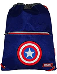 Marvel Avengers Shield Mochilla Bolso Escolar