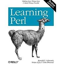 Learning Perl by Randal L. Schwartz (2011-07-01)