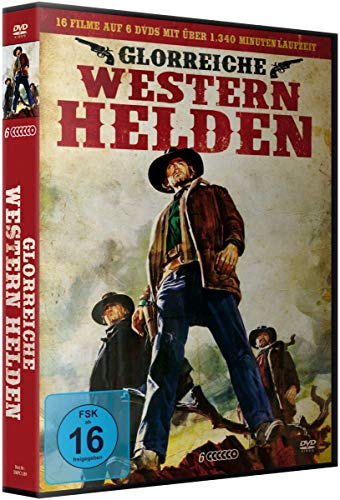 Glorreiche Westernhelden Deluxe-Box [6 DVDs]
