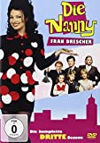 Die Nanny - Die komplette dritte Season [3 DVDs]