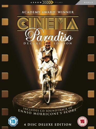 Bild von Cinema Paradiso (4 Disc Deluxe Edition Box Set) [1989] [DVD] [UK Import]