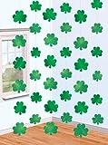 6 Stück STRINGS - KLEEBLATT - St. Patrick Day