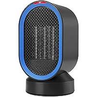 COMLIFE Calefactor Eléctrico Cerámico Oscilación Automática Viento Caliente y Natural Calentador Portátil para ...