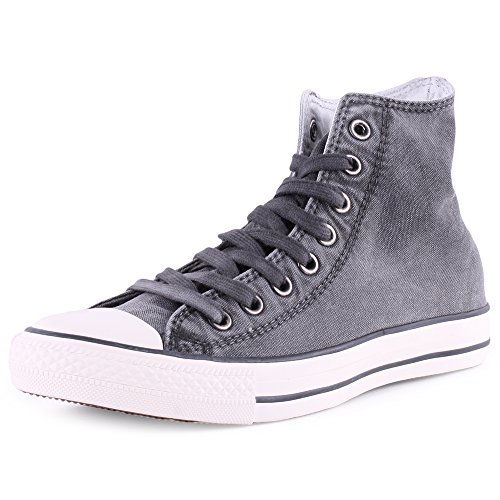 Converse  Chuck Taylor All Star Adulte Basic Wash, Sneakers Basses homme Gris - Gris