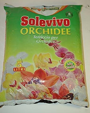 Solevivo Terreau pour orchidée 5l
