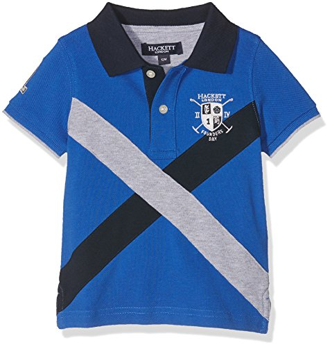 hackett-clothing-cross-polo-unisex-bimbi-0-24-multicolore-blue-multicolour-b24uk