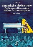 Europäische Klavierschule Band 3 - Dieser Band ist weniger eine Klavierschule als ein Workshop, mit dem flexibel gearbeitet werden kann. - Noten/sheet music