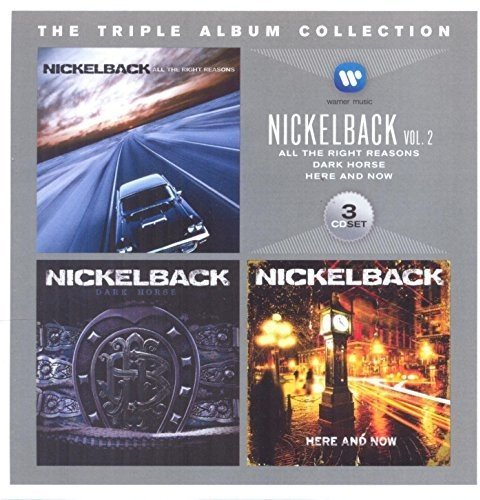 Triple Album Collection (Vol. 2)