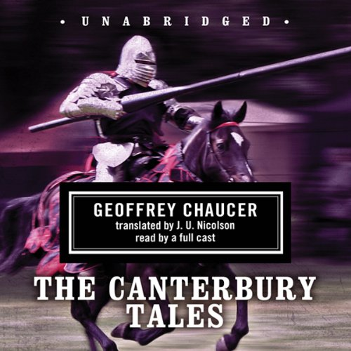 The Canterbury Tales [Blackstone]  Audiolibri