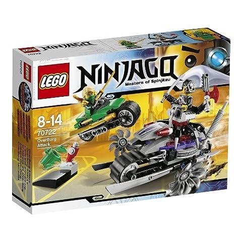 LEGO Ninjago - Playthèmes - 70722 - Jeu De Construction