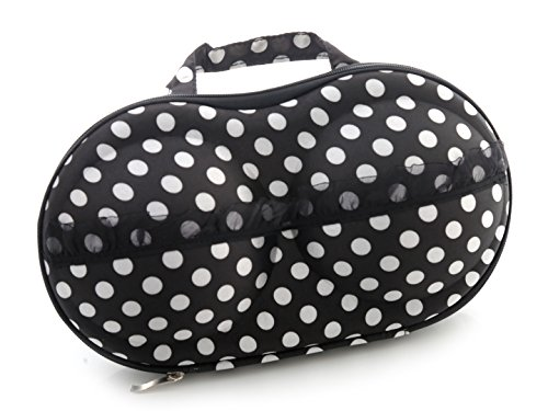 Foolzy Polyester and Nylon Travel Lingerie Bag