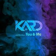 Kard 2nd Mini Album 'You & Me'