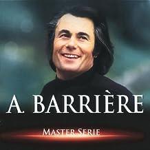 Master Serie : Alain Barriere  - Edition remasterisée avec livret