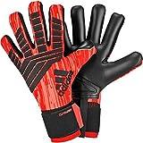 adidas Ace18, Guanti da Portiere, Caldi, Unisex, CF1347, Real Coral s18/Black/Red Zest s13, 9.5