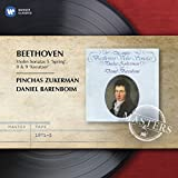 #7: Beethoven: Violin Sonatas Nos.5 'Spring', 8 & 9 'Kreutzer' (EMI Masters)