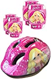 Stamp Barbie Helmet, Elbow & Knee Pads