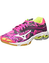 reputable site 6fe5e 53934 Mizuno Wave Lightning Z4 Wos, Chaussures de Volleyball Femme