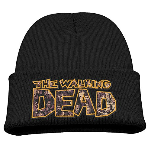 The Walking Dead Unisex Knit Hat Beanies Cap -