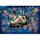 Tenyo Disney Mickey's Dream Fantasy Glow in the Dark Jigsaw Puzzle (500 Piece)