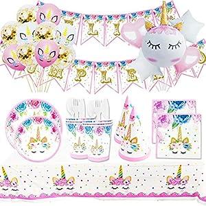 Cumpleaños Unicornio - Kit de