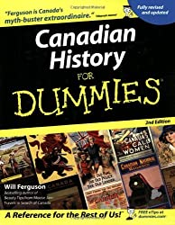 Canadian History for Dummies by Will Ferguson (2005-06-21)