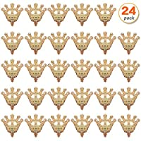 Crown Balloons Golden Crown Foil Balloons for Birthday Wedding Halloween Christmas Party Decoration