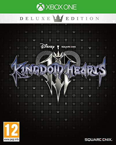 Kingdom Hearts III - Deluxe Edition - Xbox One