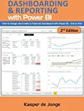 Dashboarding & Reporting with Power Bi: How to Design and Create a Financial Dashboard with Power Bi - End to End