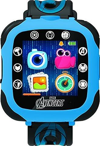 Lexibook - DMW100AV - Montre caméra - The Avengers