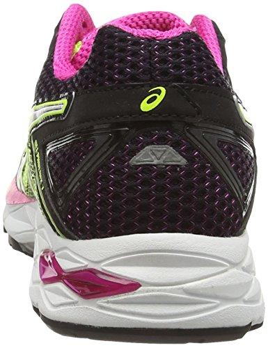 Asics Gel-pheonix 7 Para Mujer Scarpe Da Corsa - Aw15 Giallo (flash Amarillo / Blanco / Rosa Brillante 0701)