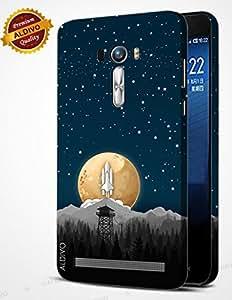 alDivo Premium Quality Printed Mobile Back Cover For Asus Zenfone Selfie / Asus Zenfone Selfie Back Case Cover (MKD165)