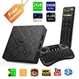 2019 SeeKool 4K 7.1 Android TV Box, 2GB RAM 16GB ROM, Amlogic Quad
