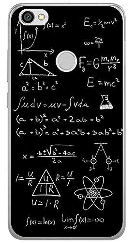 Tumundosmartphone Funda Gel TPU para XIAOMI REDMI Note 5A Pro / 5A Prime diseño Formulas Dibujos